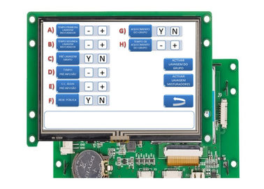 4.3 Inch Smart TFT LCD Display For Pcb / Numeric LCD Color Display